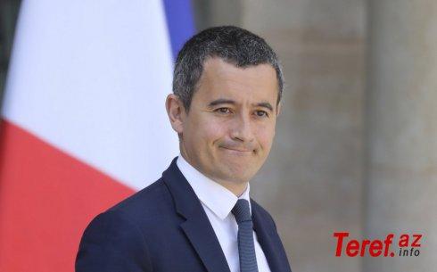 Fransanın daxili işlər naziri ilə bağlı istintaq başa çatıb