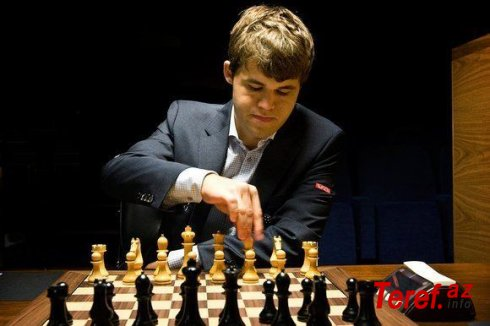 Dünya çempionu Karlsen Stavanger şahmat turnirində qalib oldu
