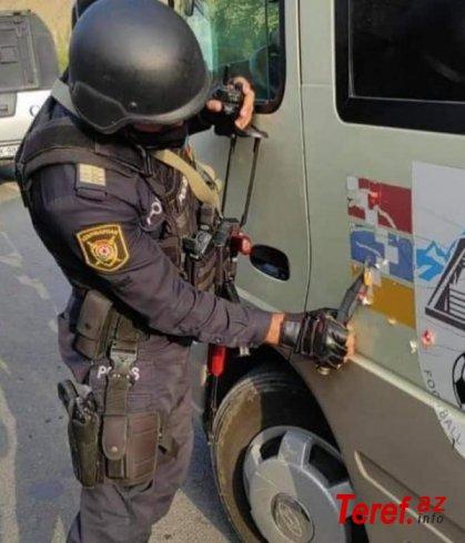 Təxribatın qarşısını alan Azərbaycan polisi Ermənistanda gündəm oldu