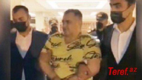 Ukraynada saxlanılan Maqsud Mahmudov Azərbaycana belə gətirildi - VİDEO