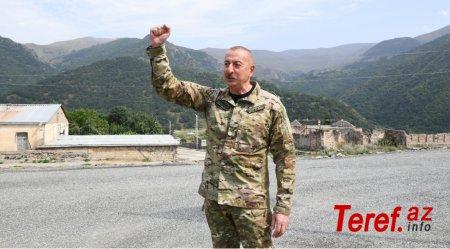 Azərbaycan Ordusu öz gücünü döyüş meydanında təsdiqlədi...