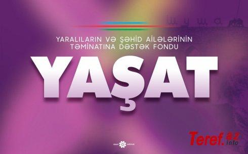 Birinci Qarabağ müharibəsi iştirakçıları da YAŞAT-a müraciət edə bilər -