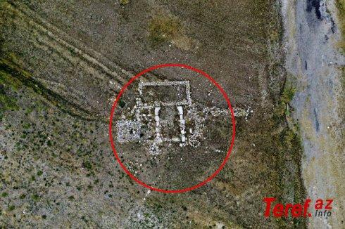 Quraqlıq 64 il əvvəl yoxa çıxan şəhəri üzə çıxardı - FOTO