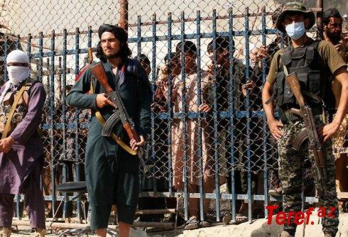 Taliblər insan oğurluğunda ittiham olunan dörd nəfəri edam edib
