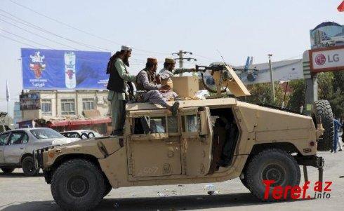 """""""Taliban"""" Tacikistanla sərhədə xüsusi təyinatlı qoşun toplayıb"""