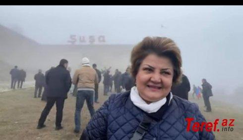 Qarabağ evinin tavanı olan Şuşaya səfərdən notlar.