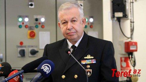 Türkiyə onları təmizləməlidir - Kontr-admiral