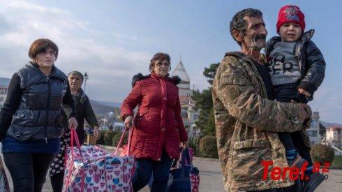Erməni nazir SARSAQLADI: Erməni qaçqınlar üçün Qarabağda evlər tikiləcək