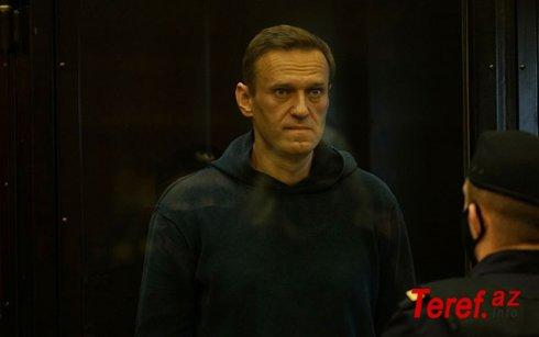 Putin Navalnının həbsindən danışdı