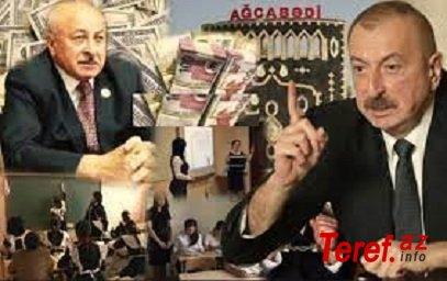 Rafil Hüseynovun 30 illik talançılığı-