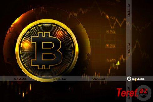 Bitkoin 60 min dollar həddini keçdi - FOTO