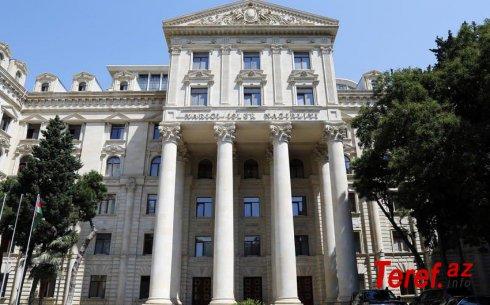 XİN Azərbaycanın Ermənistana qarşı qaldırdığı iddiaların DETALLARINI AÇIQLADI